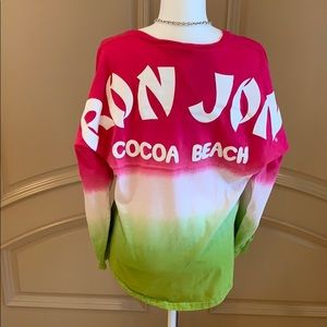 Brand New Ron Jon Cocoa Beach Spirit Jersey Preppy